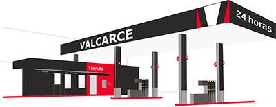 gasolinera valcarce brizo